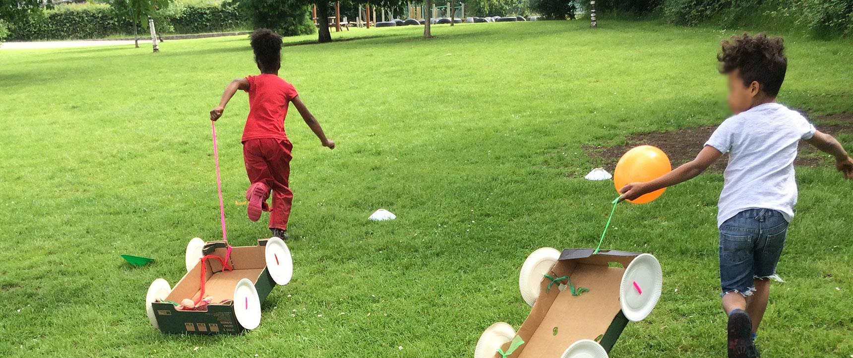 Play Nurture | Play Gloucestershire